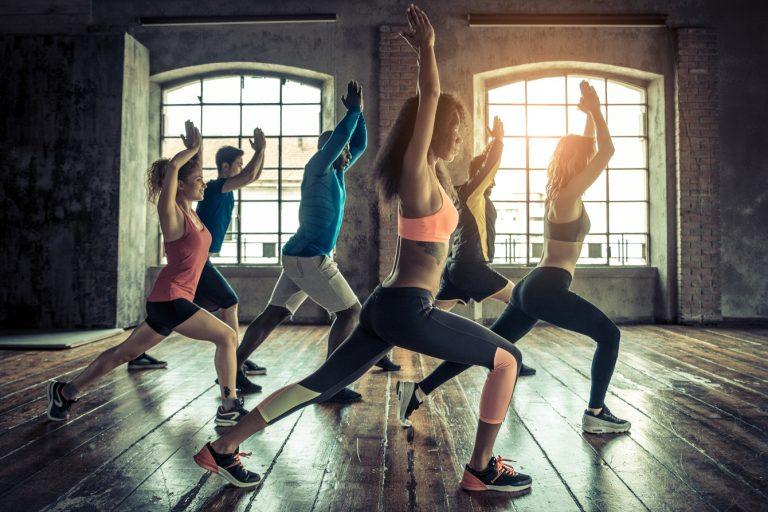 Fitness Kurse